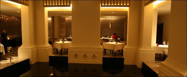 Frangipani Restaurant, Kuala Lumpur, Malaysia