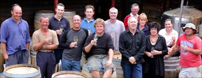 Neudorf Vintage Team, New Zealand